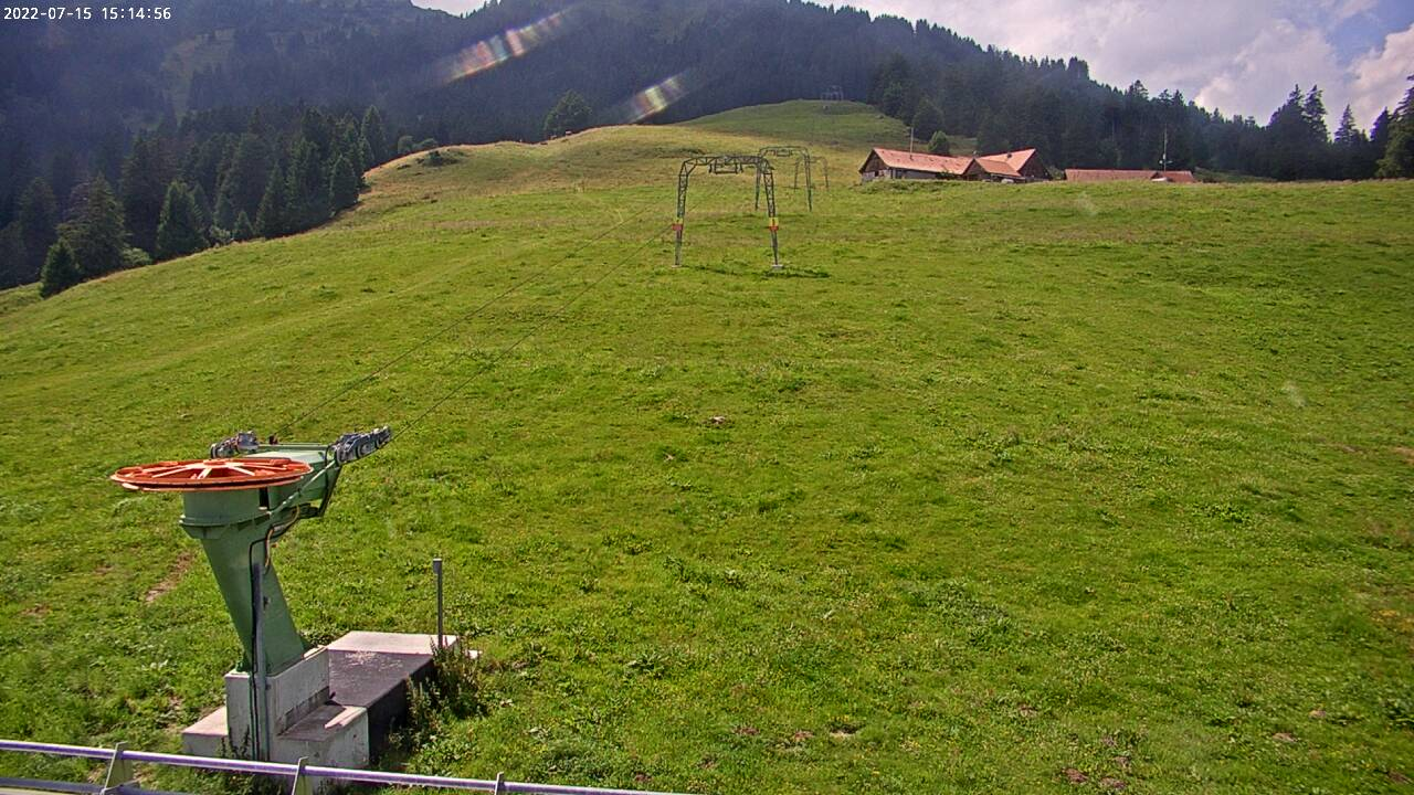 Livebild Berghaus Malbun